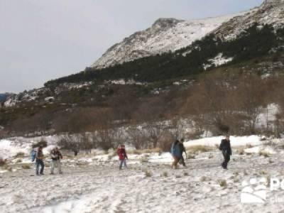 Valdemanco _ Buitrago del Lozoya --rutas senderismo sierra de madrid; clubs montaña madrid